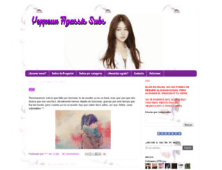 yeppeunagassissubs.blogspot.mx screenshot