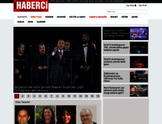 yerelhaberci.com.tr screenshot
