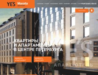 yesapart.ru screenshot