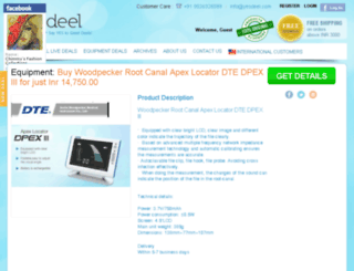 yesdeel.com screenshot