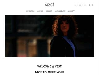 yest.com screenshot