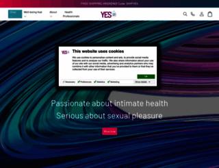 yesyesyes.org screenshot