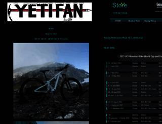 yetifan.com screenshot