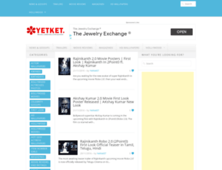 yetket.com screenshot