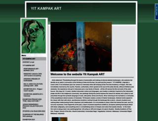 yitka-kampak-art.netstranky.cz screenshot
