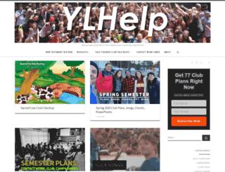 ylhelp.com screenshot