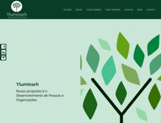 yluminarh.com.br screenshot