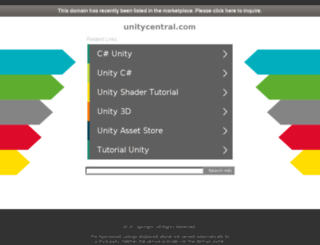 ymcasuncoast.unitycentral.com screenshot