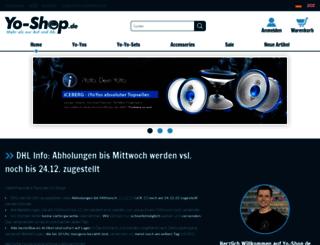 yo-shop.de screenshot