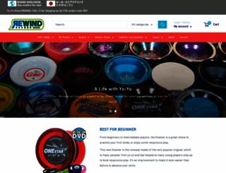 yo-yo-usa.com screenshot