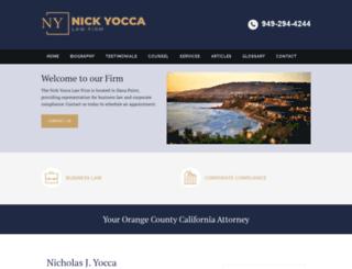 yocca.us screenshot