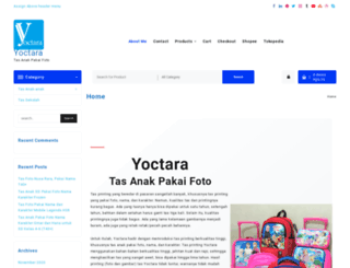 yoctara.com screenshot