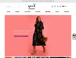 yoek.nl screenshot