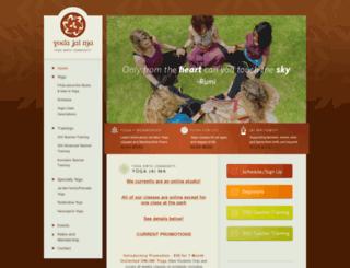 yogajaima.com screenshot