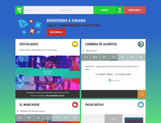 yogano.com screenshot