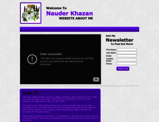 yogaperi.myspecialwebsite.com screenshot