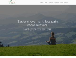 yogaseeds.co.uk screenshot
