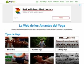 yogateca.com screenshot