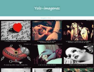 yolo-imagenes.com screenshot