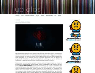yololos.blogspot.com.es screenshot