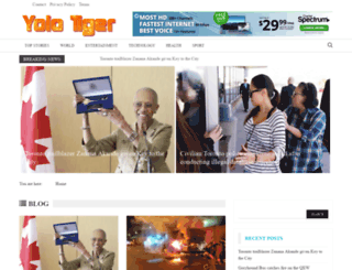 yolotiger.com screenshot