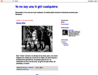yonosoyunaitgirlcualquiera.blogspot.com screenshot