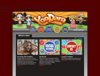 yoodara.com screenshot