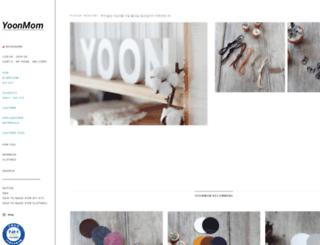yoon-mom.com screenshot