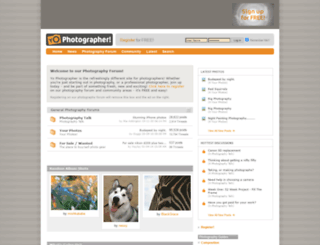 yophotographer.com screenshot