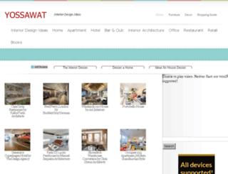 yossawat.com screenshot