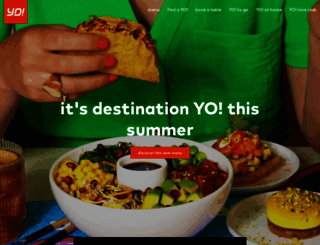 yosushi.com screenshot