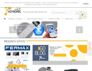 yotronic.com screenshot