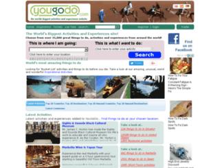 yougodo.com screenshot