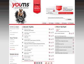 youms.de screenshot