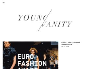 youngvanity.com screenshot