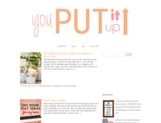 youputitup.com screenshot