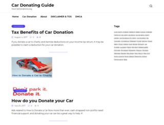 yourcardonations.org screenshot