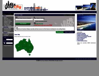 yourcity.com.au screenshot