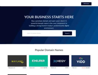 yourcompanyname.com screenshot