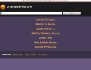 yourdigitalfinder.com screenshot