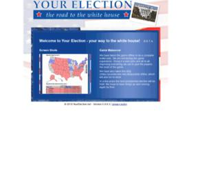yourelection.net screenshot