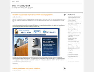 yourfsboexpert.com screenshot