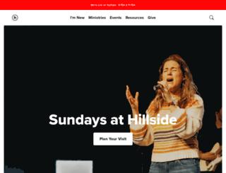 yourhillside.com screenshot
