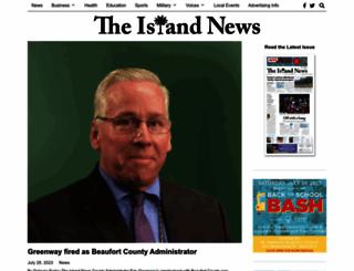 yourislandnews.com screenshot