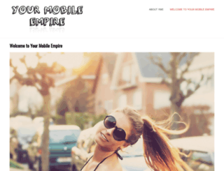 yourmobileempire.com screenshot