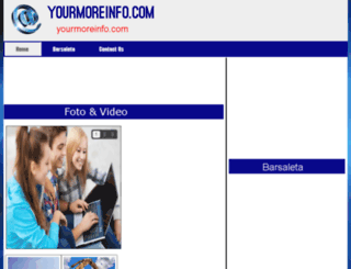 yourmoreinfo.com screenshot