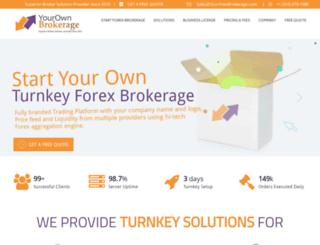 yourownbrokerage.com screenshot