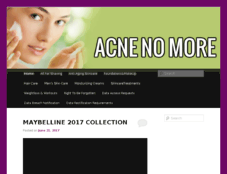 yourskincare.myonlinebiz4u2.com screenshot