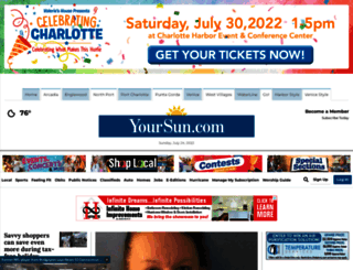 yoursun.com screenshot