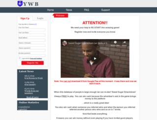 yourwebbase.com screenshot
